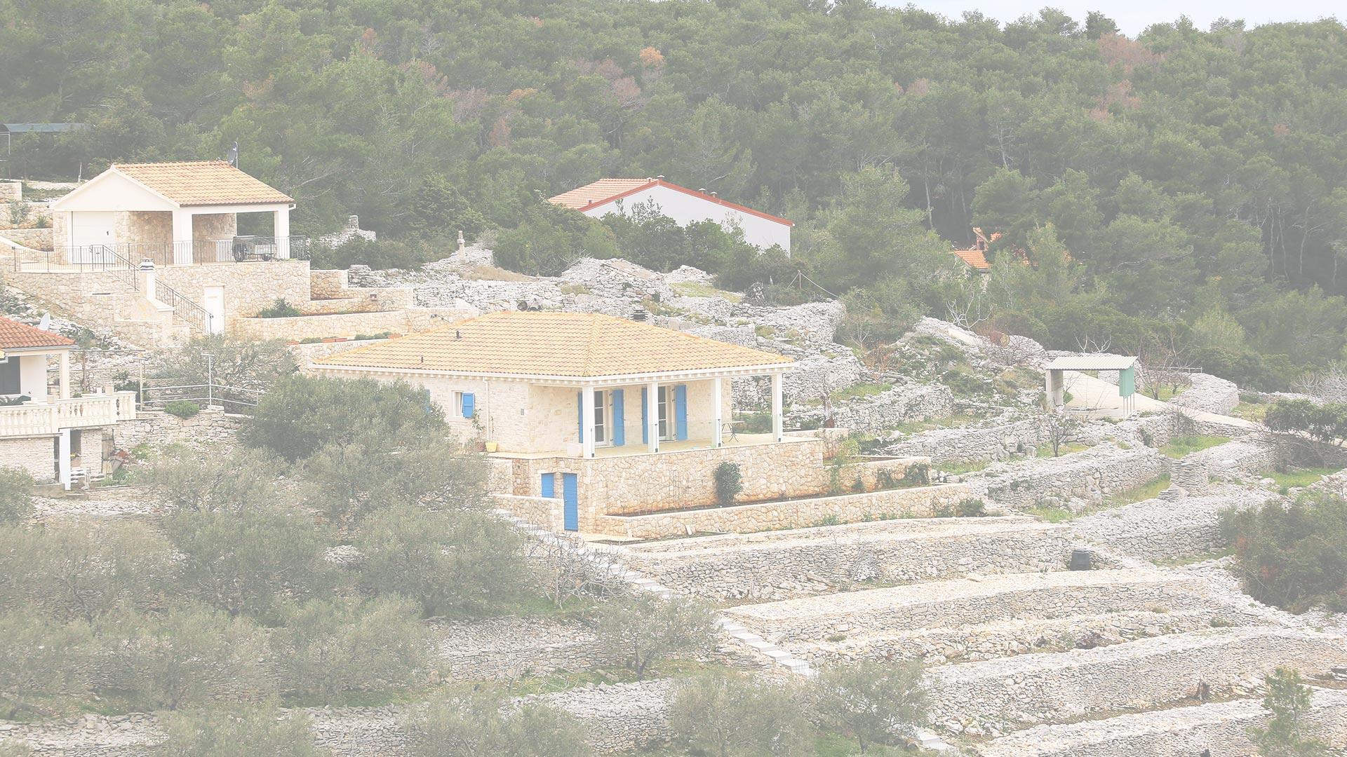 Građevinski obrt Griža – obiteljske kuće – primjeri radova